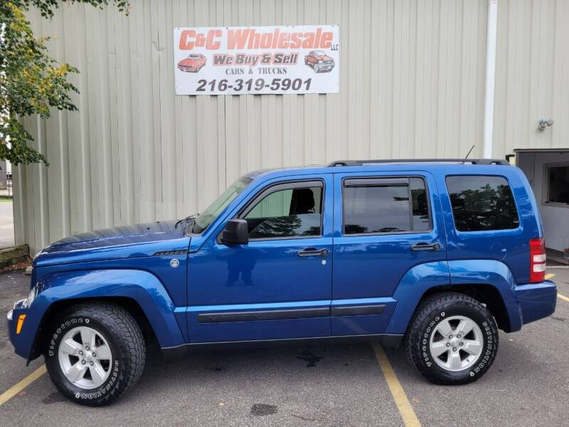 2010 Jeep Liberty for sale at C & C Wholesale in Cleveland OH