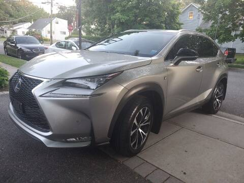 2015 Lexus NX 200t for sale at OFIER AUTO SALES in Freeport NY