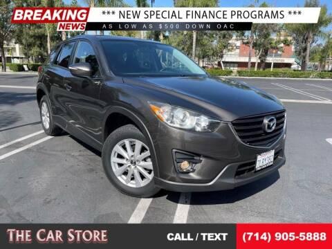 2016 Mazda CX-5 for sale at The Car Store in Santa Ana CA