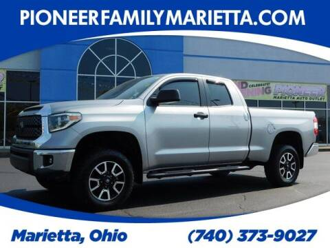 2018 Toyota Tundra for sale at Pioneer Family preowned autos in Williamstown WV