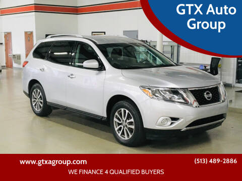 2013 Nissan Pathfinder for sale at GTX Auto Group in West Chester OH