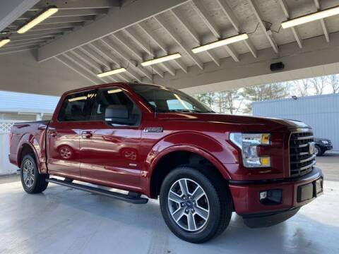 2015 Ford F-150 for sale at Pasadena Preowned in Pasadena MD