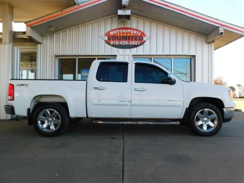 2013 GMC Sierra 1500 for sale at Motorsports Unlimited in McAlester OK
