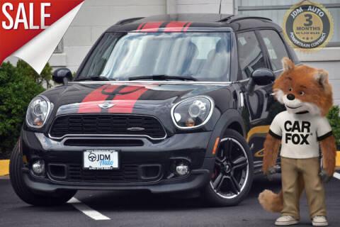 2013 MINI Countryman for sale at JDM Auto in Fredericksburg VA