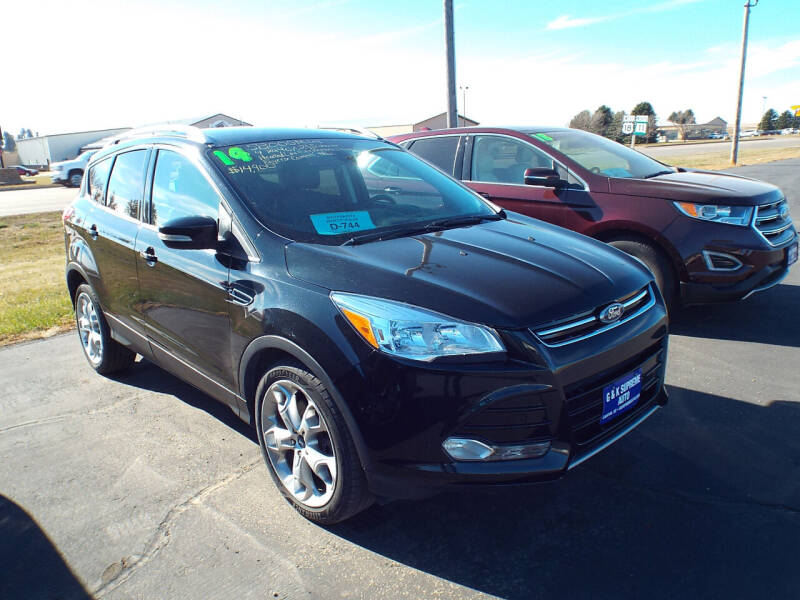 2014 Ford Escape for sale at G & K Supreme in Canton SD