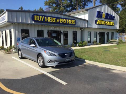 2016 Hyundai Sonata for sale at Bi Rite Auto Sales in Seaford DE