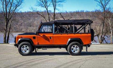 1991 Land Rover Defender for sale at Platinum Motor Sports in La Grange KY