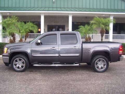 2011 GMC Sierra 1500 for sale at Thomas Auto Mart Inc in Dade City FL