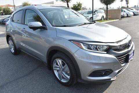 2020 Honda HR-V for sale at DIAMOND VALLEY HONDA in Hemet CA
