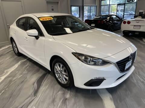 2016 Mazda MAZDA3 for sale at Crossroads Car & Truck in Milford OH
