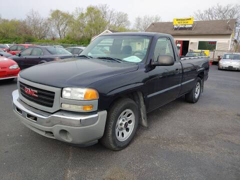 2006 GMC Sierra 1500 for sale at Germantown Auto Sales in Carlisle OH