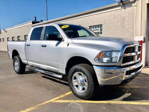 2015 RAM Ram Pickup 2500 for sale at Richardson Sales & Service in Highland IN