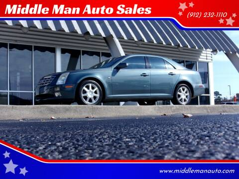 2006 Cadillac STS for sale at Middle Man Auto Sales in Savannah GA