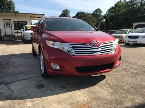 2012 Toyota Venza for sale at Port City Auto Sales in Baton Rouge LA