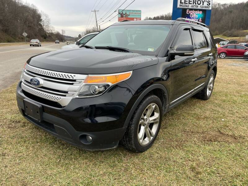 2011 Ford Explorer for sale at ABINGDON AUTOMART LLC in Abingdon VA