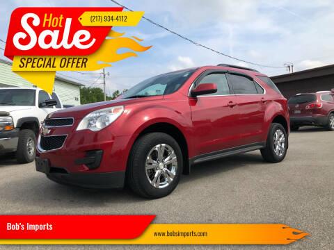 2013 Chevrolet Equinox for sale at Bob's Imports in Clinton IL