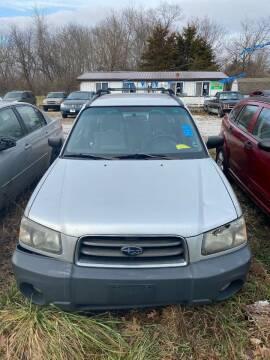 2004 Subaru Forester for sale at New Start Motors LLC - Rockville in Rockville IN