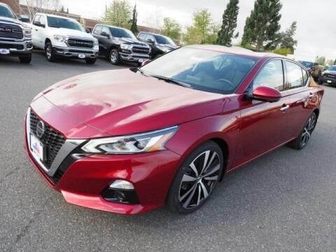 2020 Nissan Altima for sale at Karmart in Burlington WA