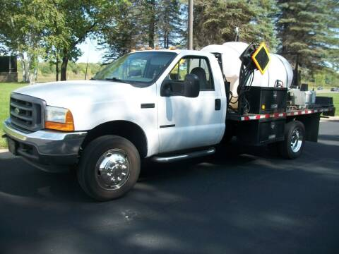 2001 Ford F-550 for sale at Zimmerman Truck in Zimmerman MN