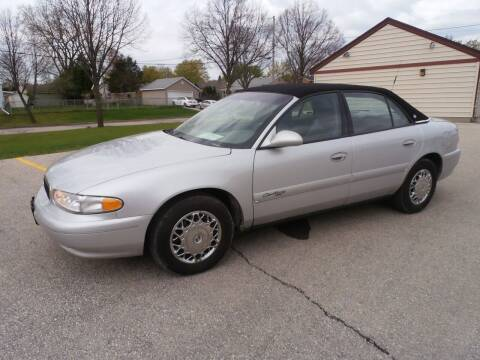 2001 Buick Century for sale at A-Auto Luxury Motorsports in Milwaukee WI