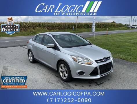 2014 Ford Focus for sale at Car Logic in Wrightsville PA