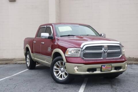 2015 RAM Ram Pickup 1500 for sale at El Compadre Trucks in Doraville GA