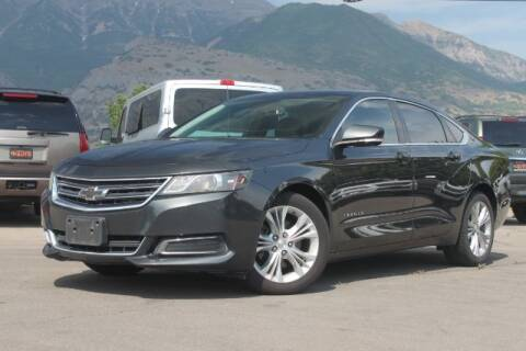 2014 Chevrolet Impala for sale at REVOLUTIONARY AUTO in Lindon UT