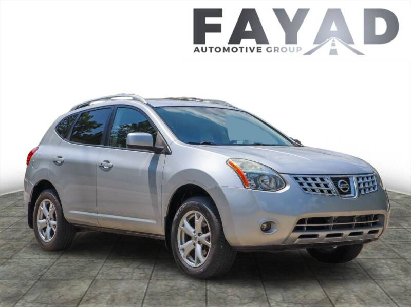 2008 Nissan Rogue for sale at FAYAD AUTOMOTIVE GROUP in Pittsburgh PA