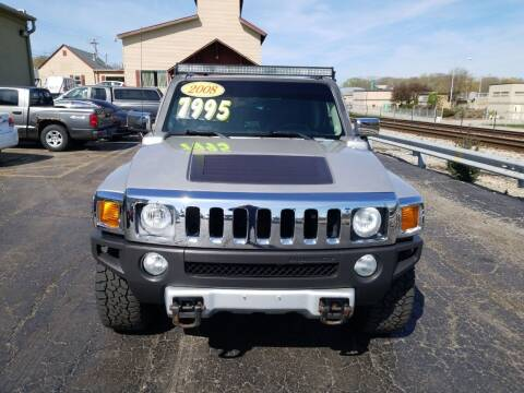 2008 HUMMER H3 for sale at Discovery Auto Sales in New Lenox IL