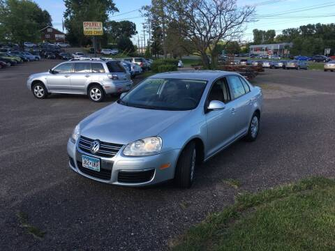 2009 Volkswagen Jetta for sale at Sparkle Auto Sales in Maplewood MN