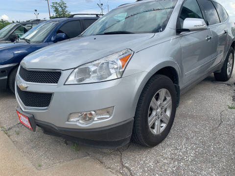 2012 Chevrolet Traverse for sale at Sonny Gerber Auto Sales 4519 Cuming St. in Omaha NE