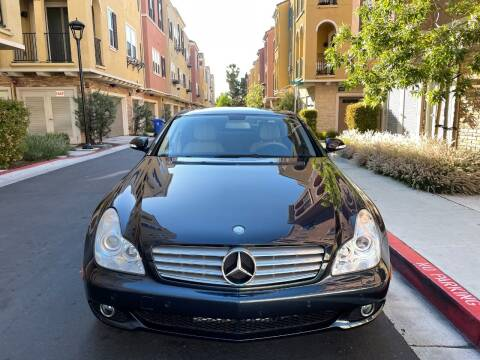 2007 Mercedes-Benz CLS for sale at Hi5 Auto in Fremont CA