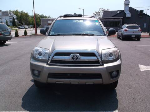 2008 Toyota 4Runner for sale at sharp auto center in Worcester MA