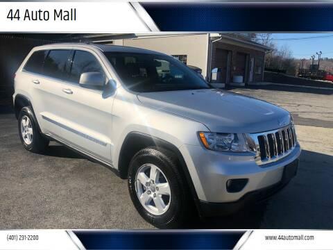 2013 Jeep Grand Cherokee for sale at 44 Auto Mall in Smithfield RI