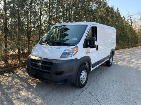 2017 RAM ProMaster Cargo for sale at Buy A Car in Chicago IL