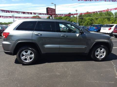 2012 Jeep Grand Cherokee for sale at Kenny's Auto Sales Inc. in Lowell NC