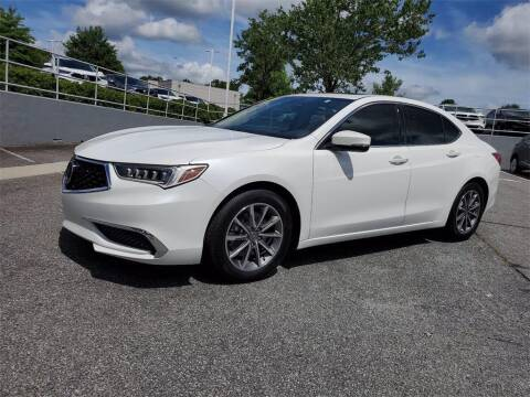 2020 Acura TLX for sale at CU Carfinders in Norcross GA