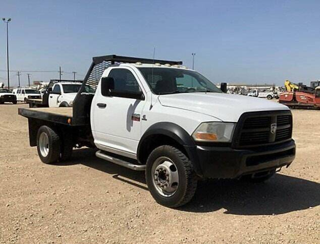 2012 RAM Ram Chassis 5500 for sale at KA Commercial Trucks, LLC in Dassel MN