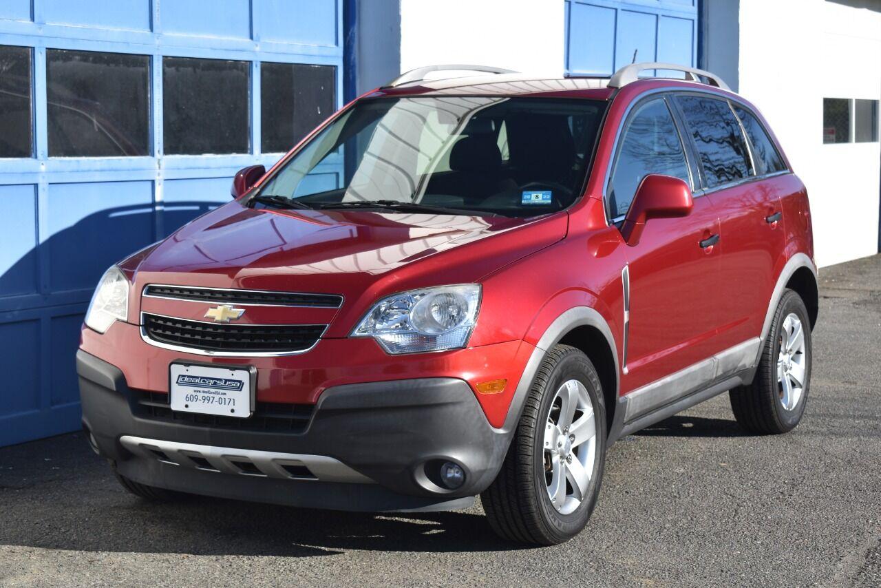 2012 Chevrolet Captiva Sport LS 4dr SUV w/ 2LS