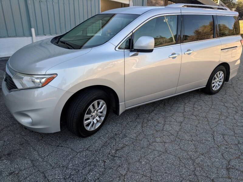 2011 Nissan Quest for sale at Budget Cars Of Greenville in Greenville SC