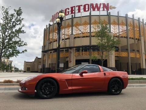 2005 Chevrolet Corvette for sale at Beaton's Auto Sales in Amarillo TX