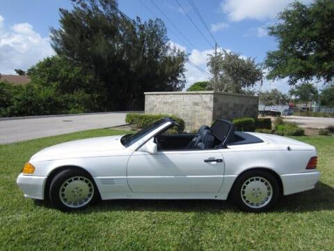 1991 Mercedes-Benz 300-Class for sale at Auto Sport Group in Delray Beach FL