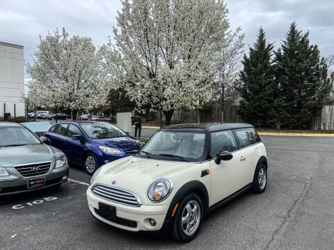 2010 MINI Cooper Clubman for sale at Super Bee Auto in Chantilly VA