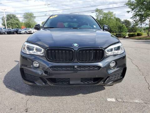 2019 BMW X6 for sale at CU Carfinders in Norcross GA