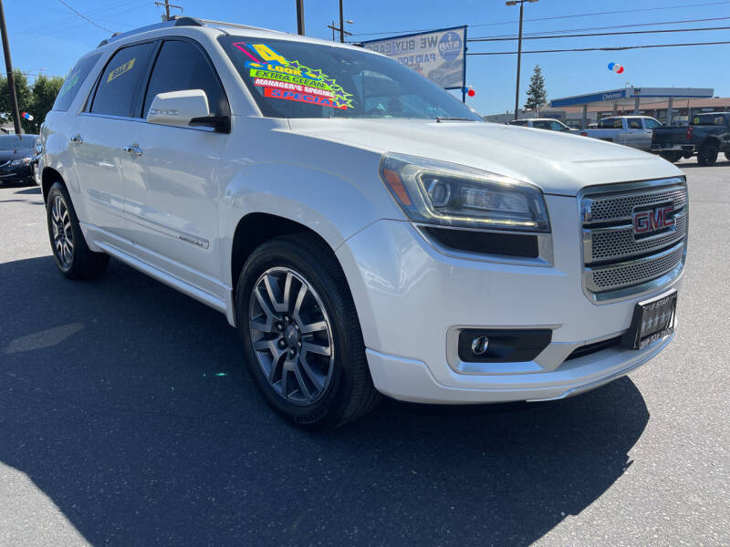 2014 GMC Acadia for sale at 5 Star Auto Sales in Modesto CA