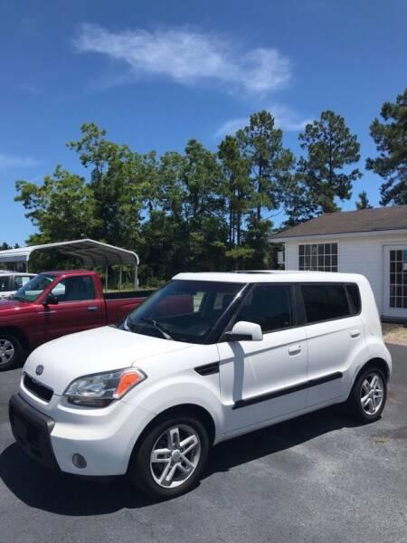 2010 Kia Soul for sale at Northgate Auto Sales in Myrtle Beach SC