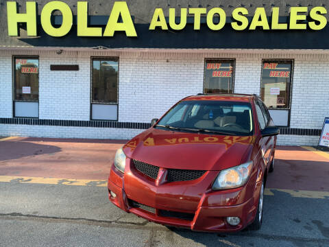 2004 Pontiac Vibe for sale at HOLA AUTO SALES CHAMBLEE- BUY HERE PAY HERE - in Atlanta GA