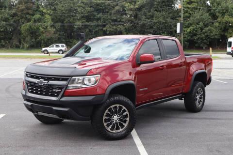 2018 Chevrolet Colorado for sale at Auto Guia in Chamblee GA