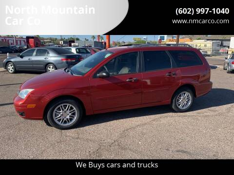 2005 Ford Focus for sale at North Mountain Car Co in Phoenix AZ