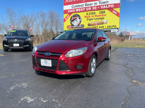2013 Ford Focus for sale at US 30 Motors in Merrillville IN
